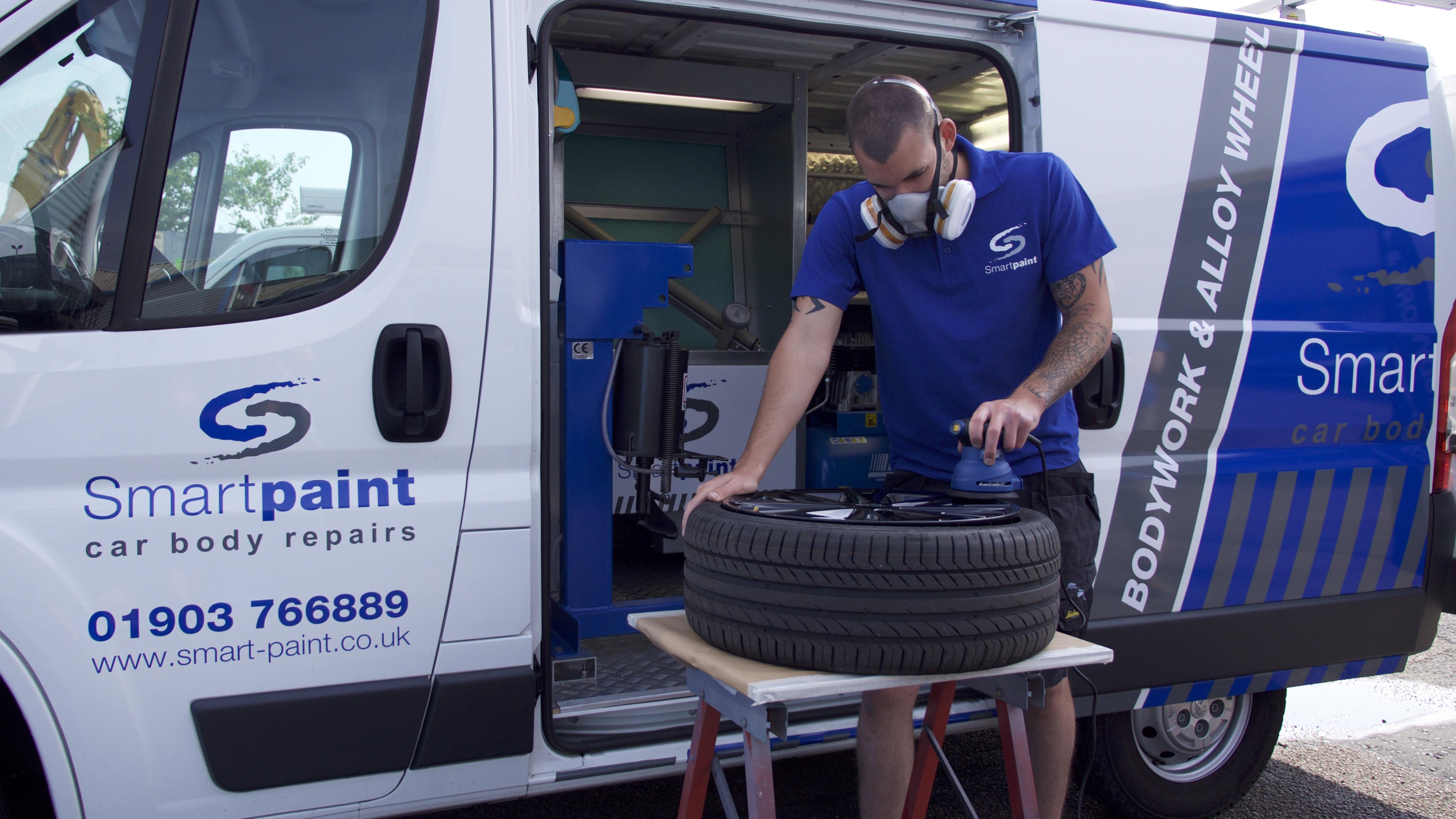 Alloy Wheel Repairs Lancing